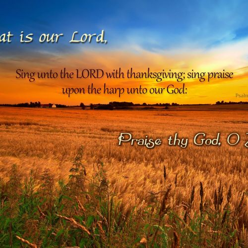 Psalms 147:5a, 6, 12b christian wallpaper free download. Use on PC, Mac, Android, iPhone or any device you like.