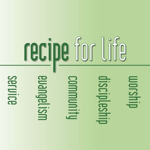 Recipe for Life christian wallpaper free download. Use on PC, Mac, Android, iPhone or any device you like.