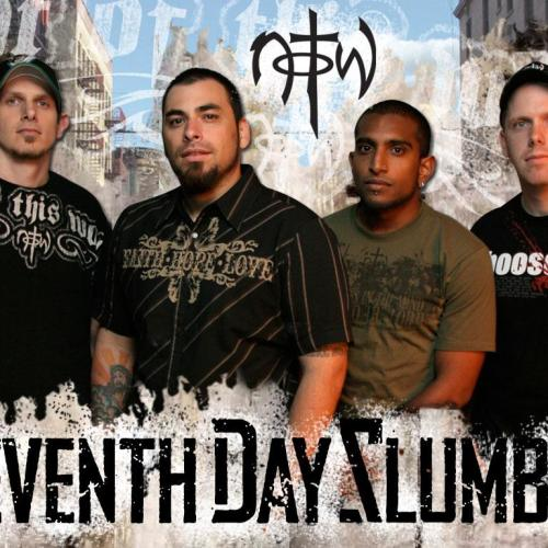 Seventh Day Slumber christian wallpaper free download. Use on PC, Mac, Android, iPhone or any device you like.