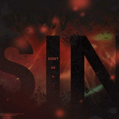 Sin christian wallpaper free download. Use on PC, Mac, Android, iPhone or any device you like.