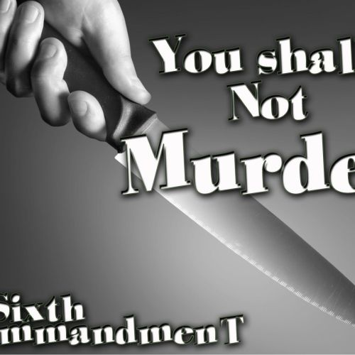 Sixth Commandment christian wallpaper free download. Use on PC, Mac, Android, iPhone or any device you like.