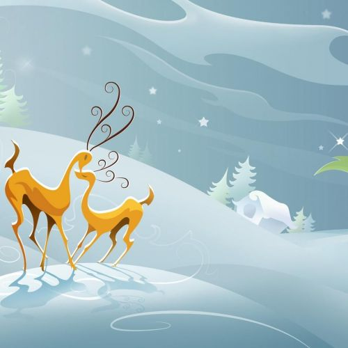 Snow Christmas christian wallpaper free download. Use on PC, Mac, Android, iPhone or any device you like.