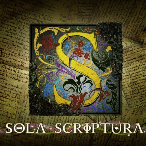 Sola Scriptura christian wallpaper free download. Use on PC, Mac, Android, iPhone or any device you like.