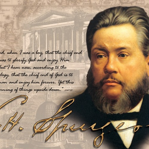 Spurgeon christian wallpaper free download. Use on PC, Mac, Android, iPhone or any device you like.