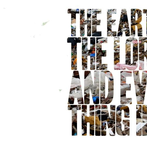 The Earth is the Lord´s christian wallpaper free download. Use on PC, Mac, Android, iPhone or any device you like.
