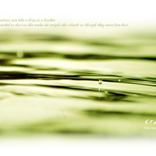 The one drop christian wallpaper free download. Use on PC, Mac, Android, iPhone or any device you like.