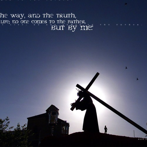 The way, life and truth christian wallpaper free download. Use on PC, Mac, Android, iPhone or any device you like.
