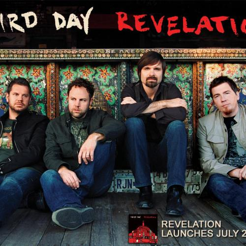 Third Day Revelation christian wallpaper free download. Use on PC, Mac, Android, iPhone or any device you like.