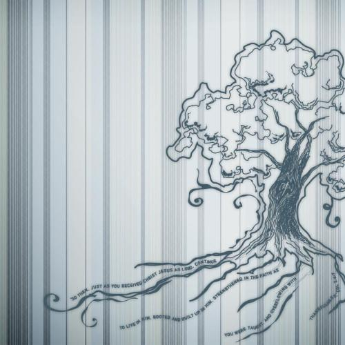 Tree blue christian wallpaper free download. Use on PC, Mac, Android, iPhone or any device you like.