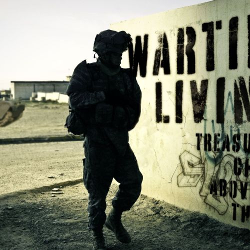 Wartime Living christian wallpaper free download. Use on PC, Mac, Android, iPhone or any device you like.