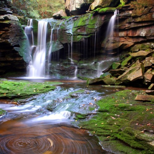 Waterfall christian wallpaper free download. Use on PC, Mac, Android, iPhone or any device you like.