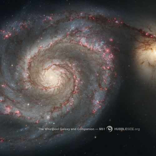 Whirlpool Galaxy christian wallpaper free download. Use on PC, Mac, Android, iPhone or any device you like.