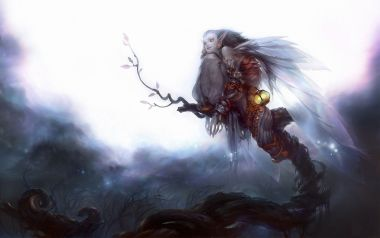 Free Wallpapers: Beautiful Mythical Creature Fantasy