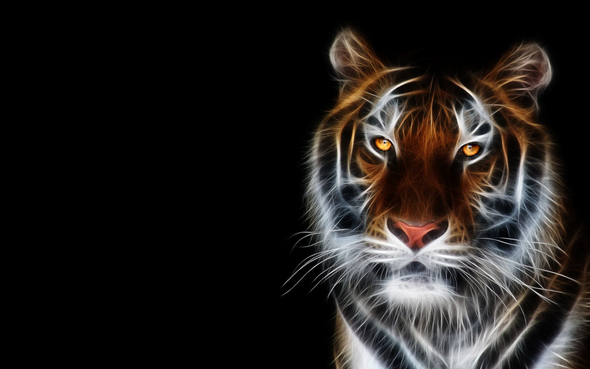 3d animal iphone wallpapers