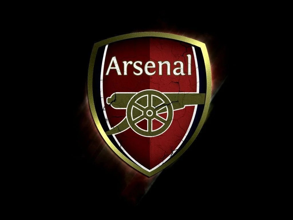 arsenal logo wallpapers top free