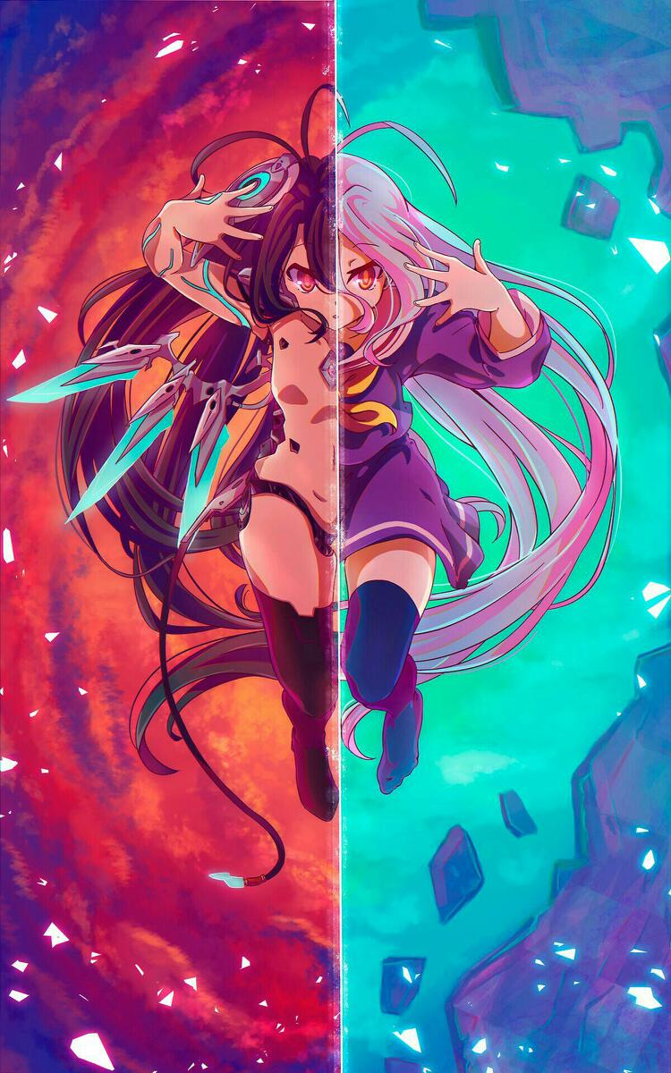 No Game No Life : Zero Telecharger : telecharger, Wallpapers, Backgrounds, WallpaperAccess