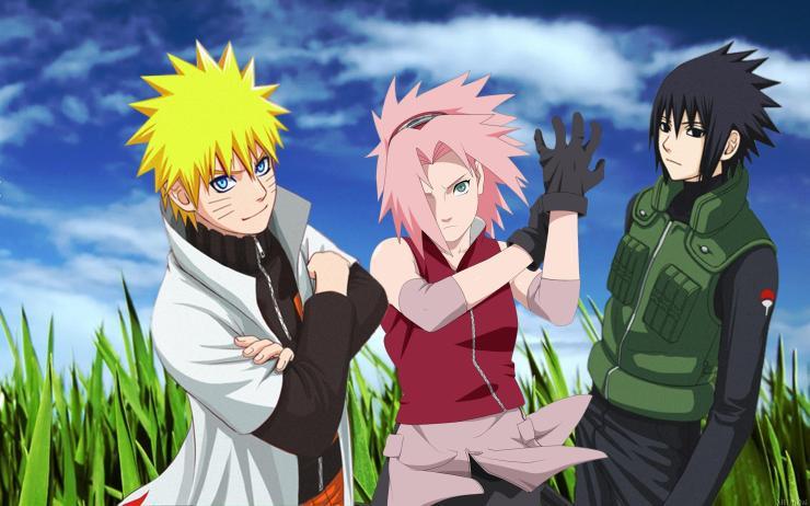 Naruto Uzumaki Hokage Wallpaper