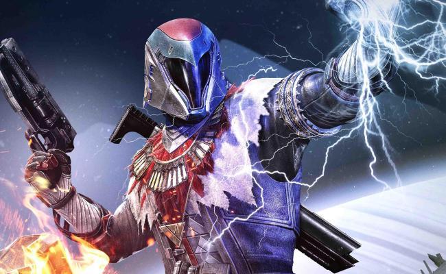 Warlock Stormcaller Destiny 4k Wallpapers Top Free