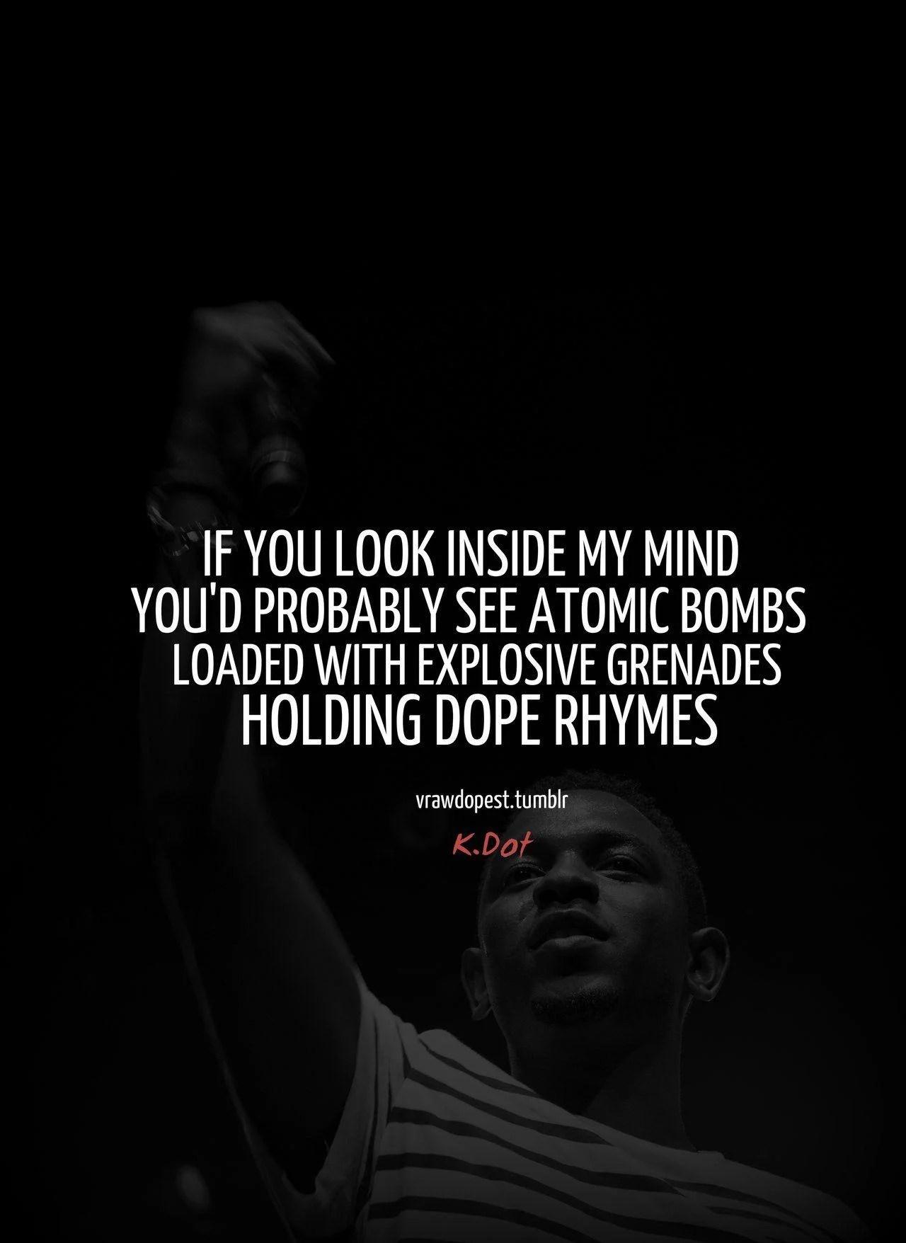 Kendrick Lamar Wallpaper Quotes Kendrick Lamar Quotes Wallpapers Top Free Kendrick Lamar