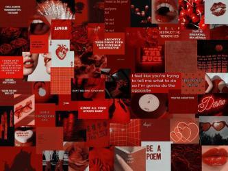 Red Aesthetic Tumblr Desktop Wallpapers Top Free Red Aesthetic Tumblr Desktop Backgrounds WallpaperAccess