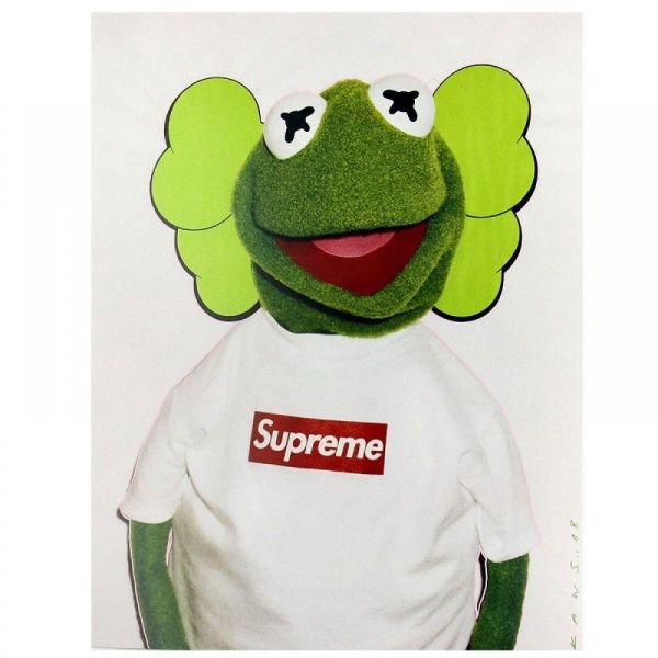 20 Kermit Supreme Logo Wallpaper Pictures And Ideas On Weric