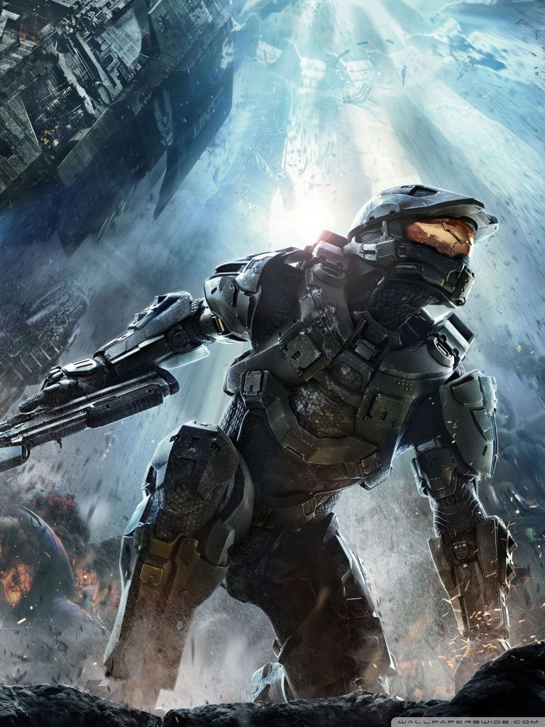 Halo Reach Wallpaper 4k : reach, wallpaper, Phone, Wallpapers, Backgrounds, WallpaperAccess