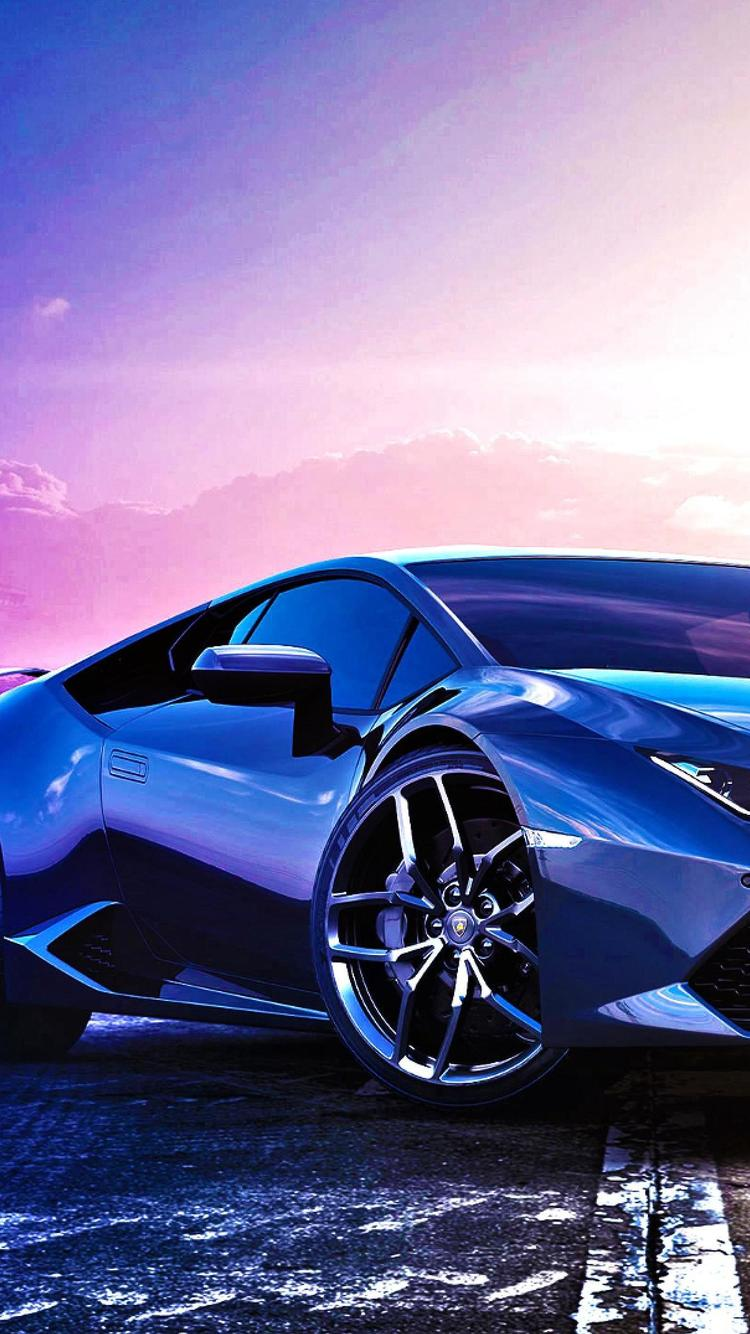 Blue Lamborghini Wallpaper : lamborghini, wallpaper, Lamborghini, IPhone, Wallpapers, Backgrounds, WallpaperAccess
