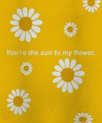 aesthetic yellow quotes background wallpapers flower quote edit backgrounds happy cute sunflower flowers edits yellowaesthetic profile phone wallpaperaccess pc hd