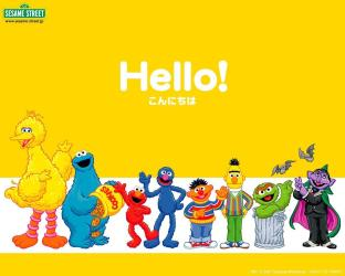 Sesame Street Wallpapers Top Free Sesame Street Backgrounds WallpaperAccess