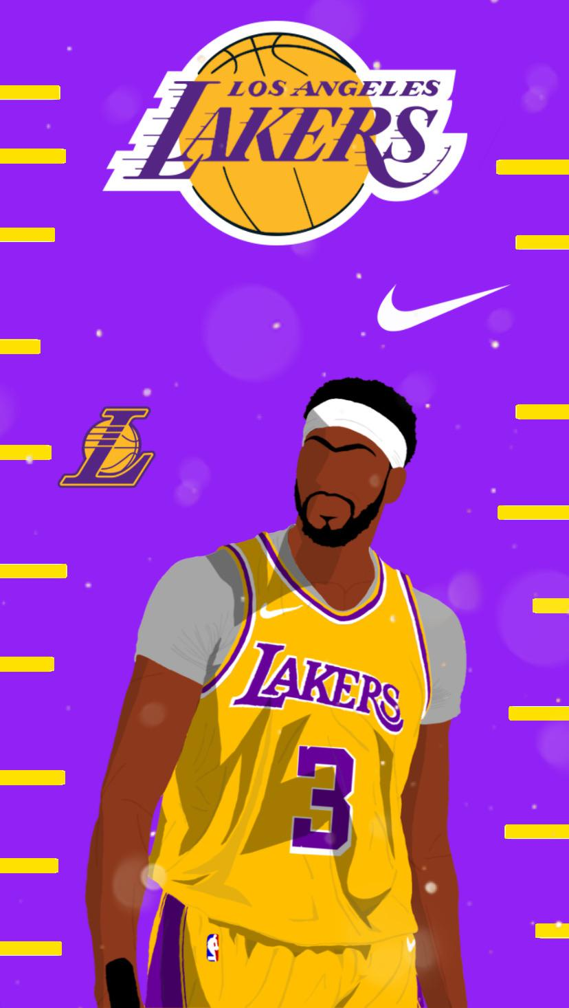 Anthony Davis Lakers Wallpaper : anthony, davis, lakers, wallpaper, Anthony, Davis, Lakers, Wallpapers, Backgrounds, WallpaperAccess