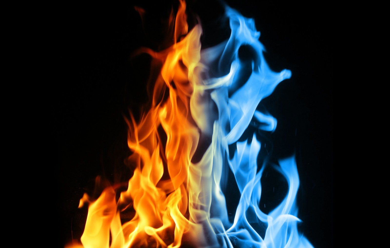 fire and ice wallpapers