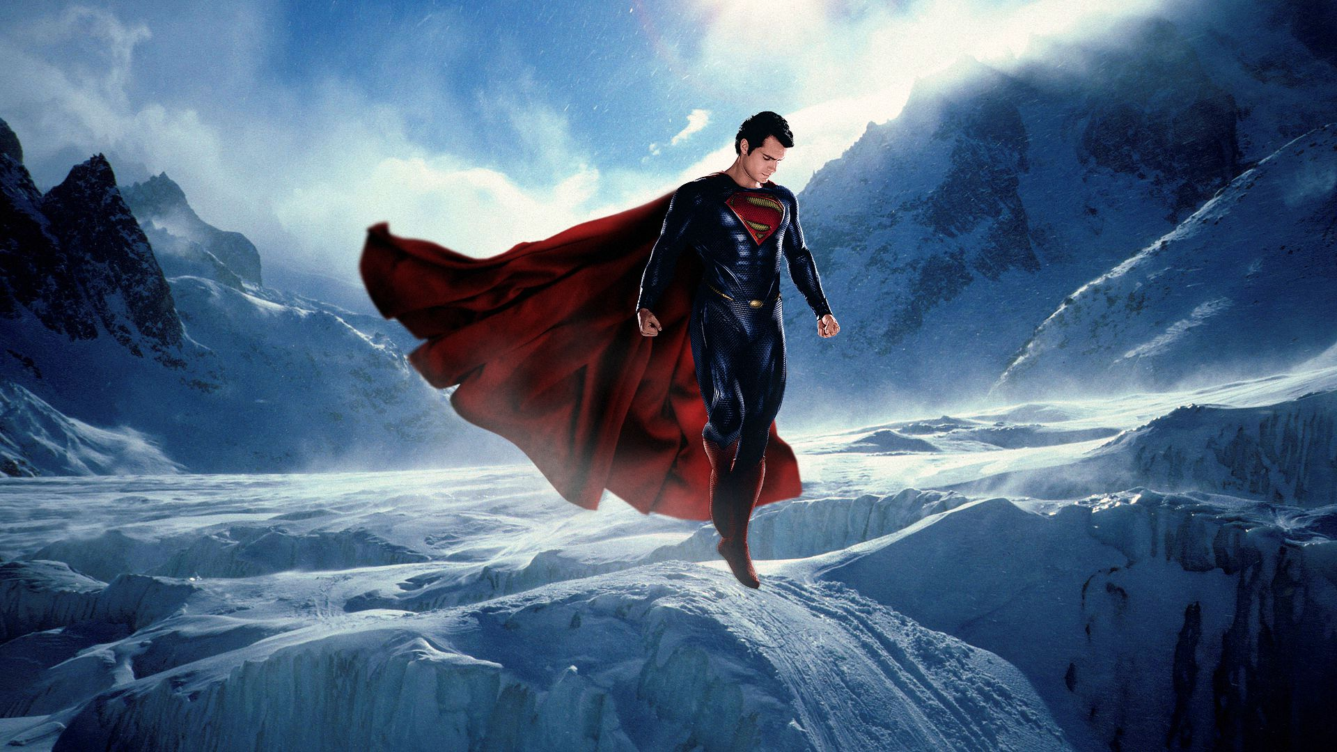 man of steel 4k