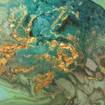 Blue And Gold Marble Wallpapers Top Free Blue And Gold Marble Backgrounds Wallpaperaccess