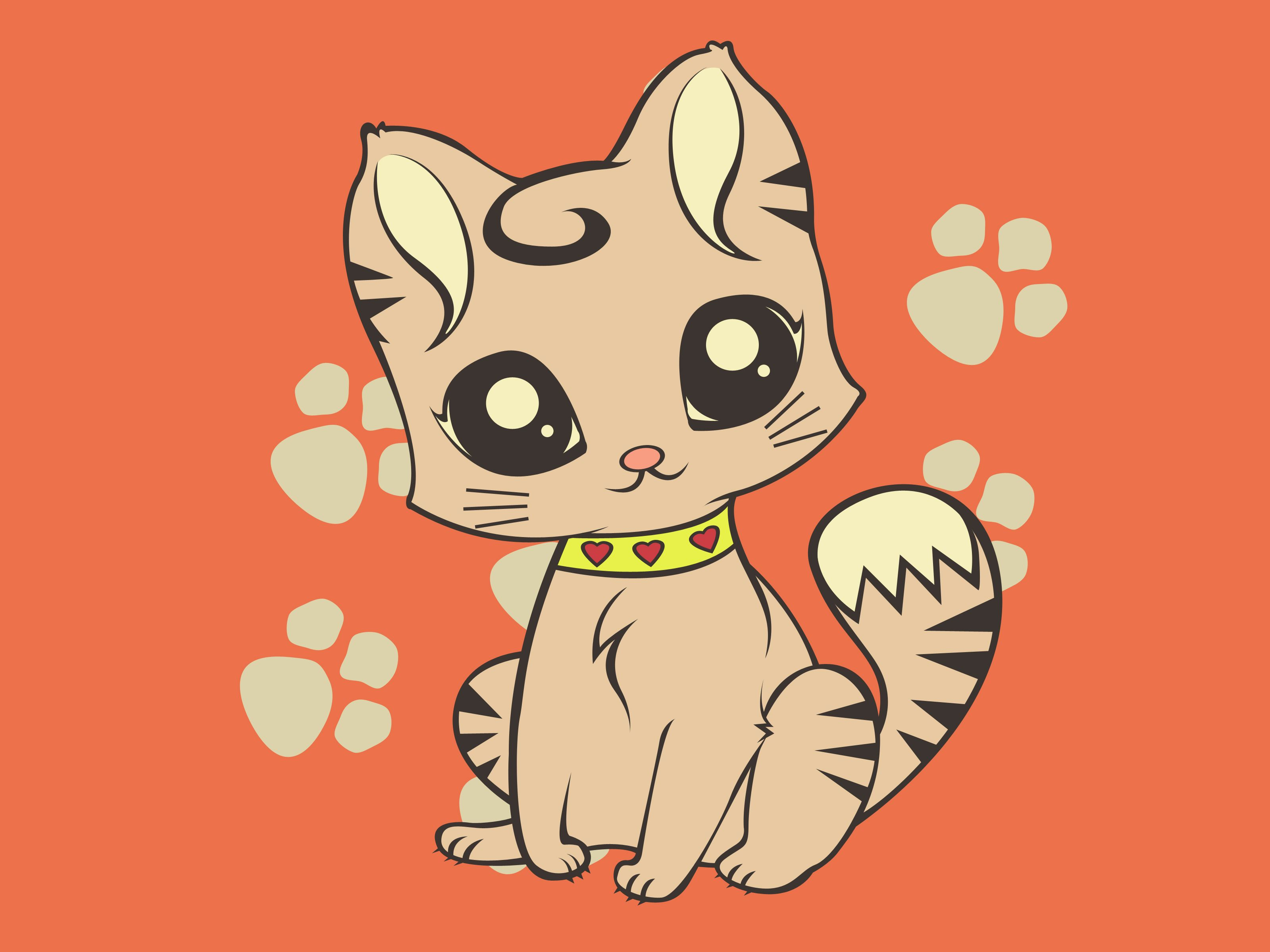 cartoon cat wallpapers top