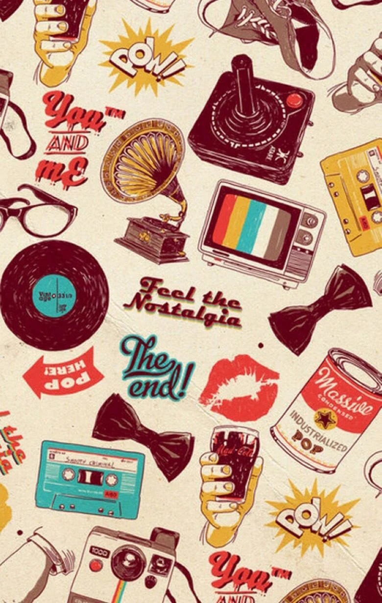 Retro/ Vintage Wallpapers