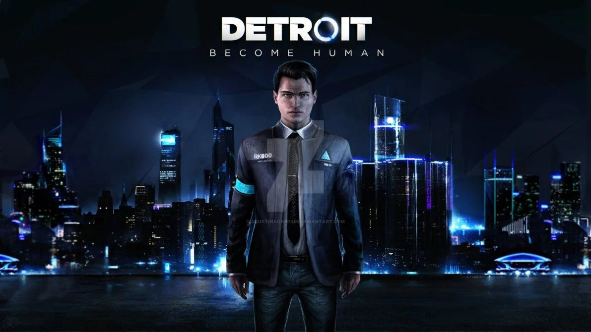 detroit become human wallpapers top