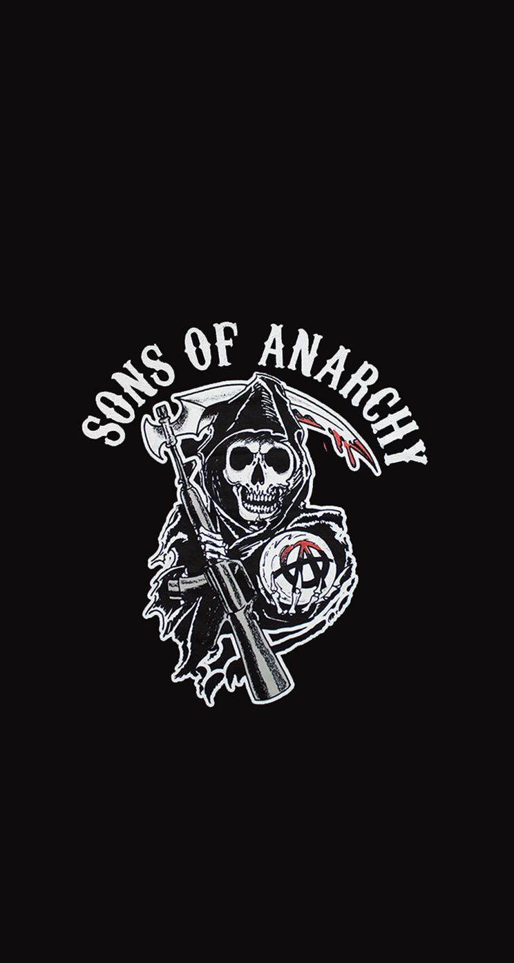 Sons Of Anarchy Wallpaper : anarchy, wallpaper, IPhone, Wallpapers, Backgrounds, WallpaperAccess