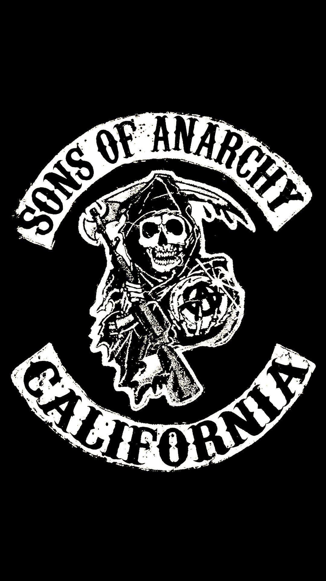Sons Of Anarchy Wallpaper : anarchy, wallpaper, Anarchy, Phone, Wallpapers, Backgrounds, WallpaperAccess