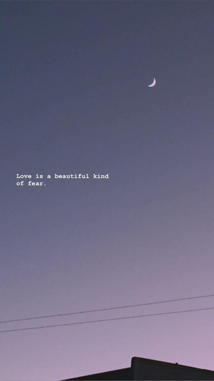#aesthetic quote on Tumblr