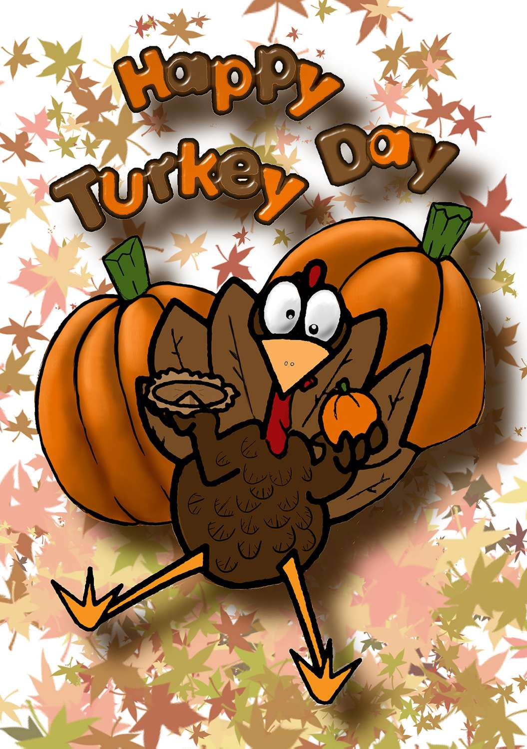Funny Thanksgiving Backgrounds · WallpaperTag