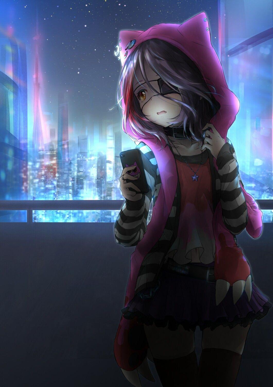 Anime Girl Bad : anime, Anime, Wallpapers, Backgrounds, WallpaperAccess