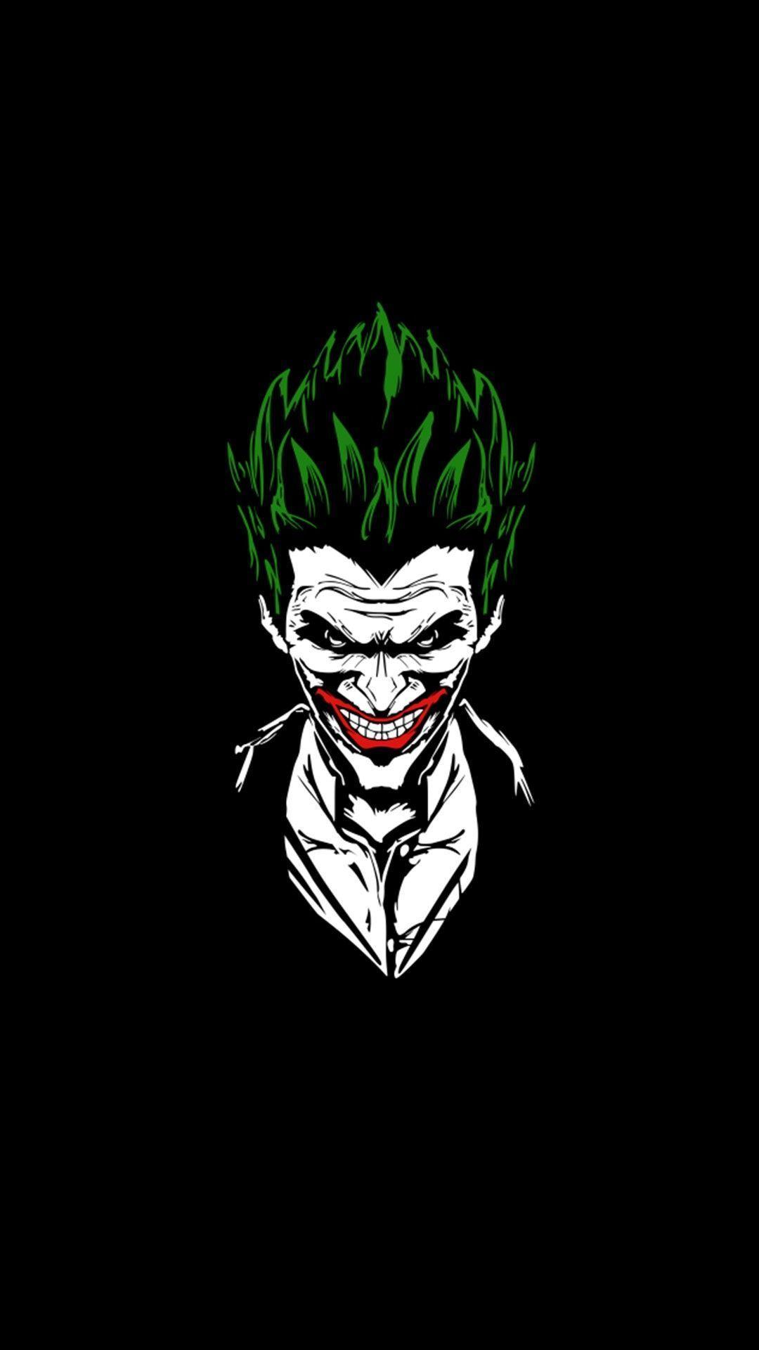 Joker Images Cartoon : joker, images, cartoon, Joker, Cartoon, Phone, Wallpapers, Backgrounds, WallpaperAccess