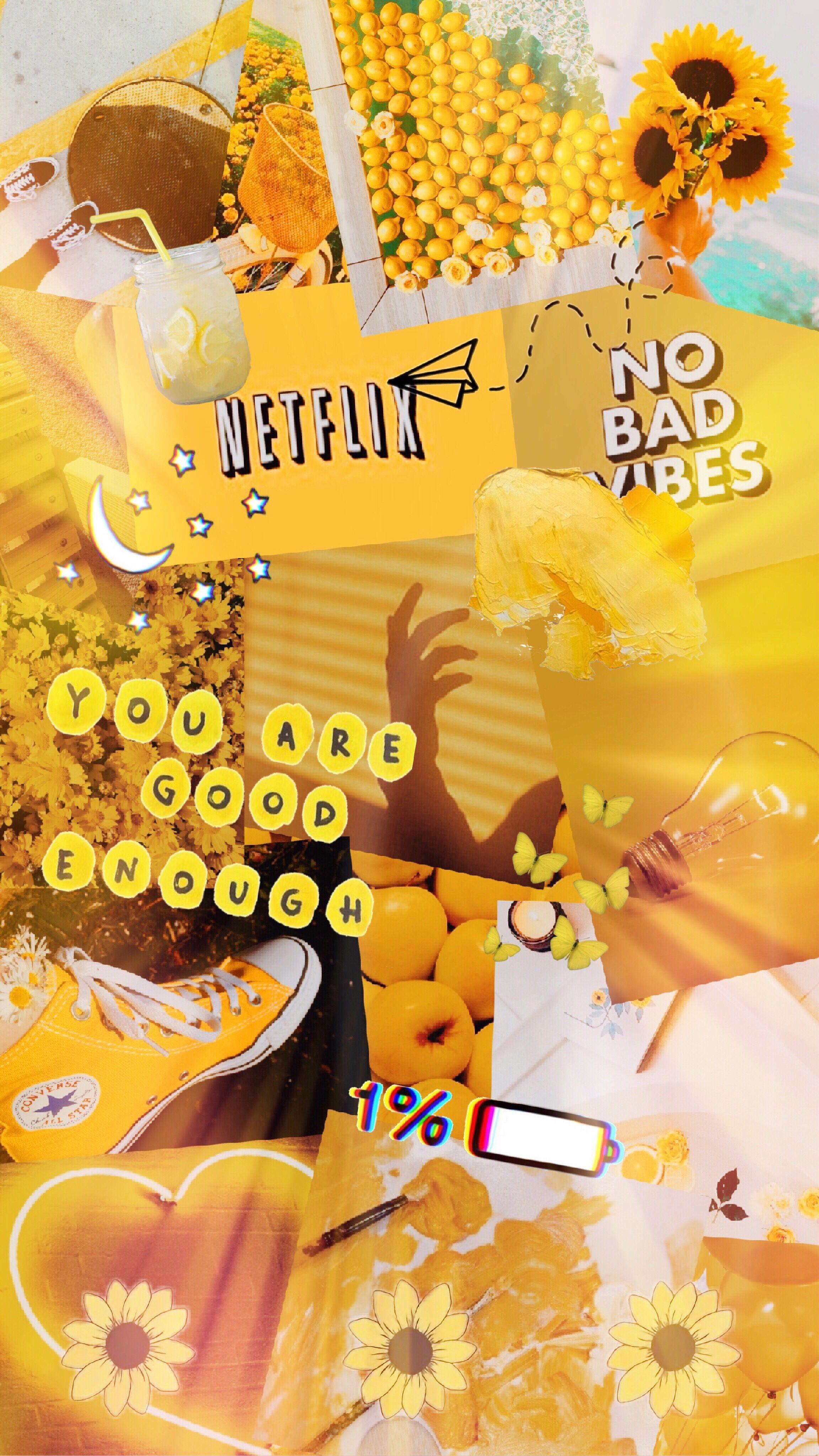 Yellow Anime Aesthetic Wallpaper Desktop Novocom Top