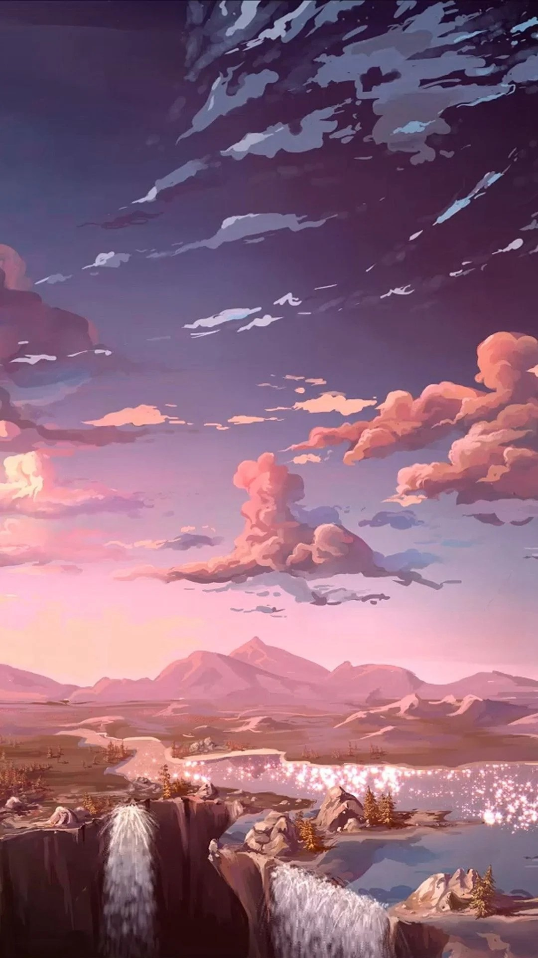 Anime Background Moving : anime, background, moving, Pastel, Aesthetic, Anime, Wallpapers, Backgrounds, WallpaperAccess