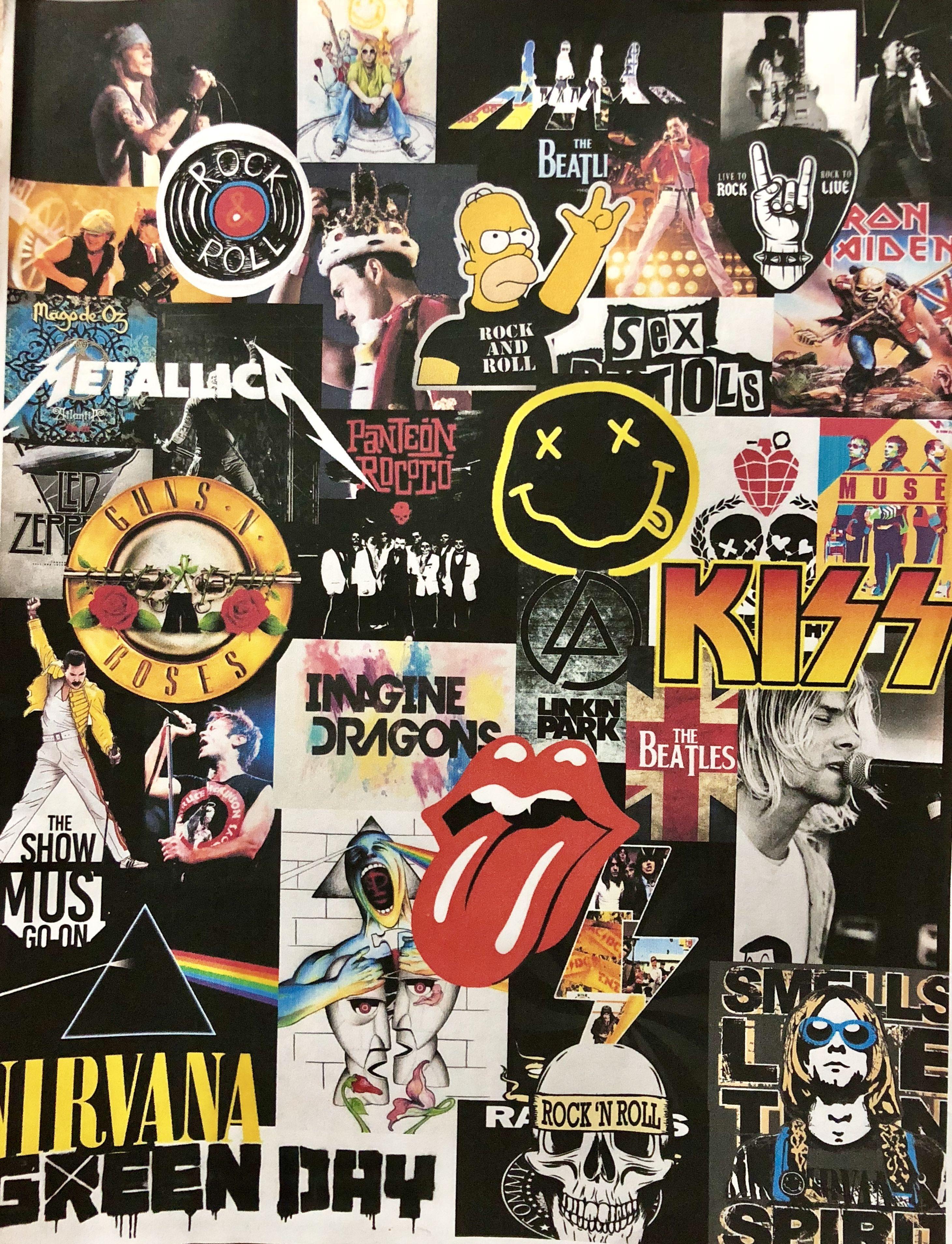 Rock Wallpaper Iphone : wallpaper, iphone, IPhone, Wallpapers, Backgrounds, WallpaperAccess