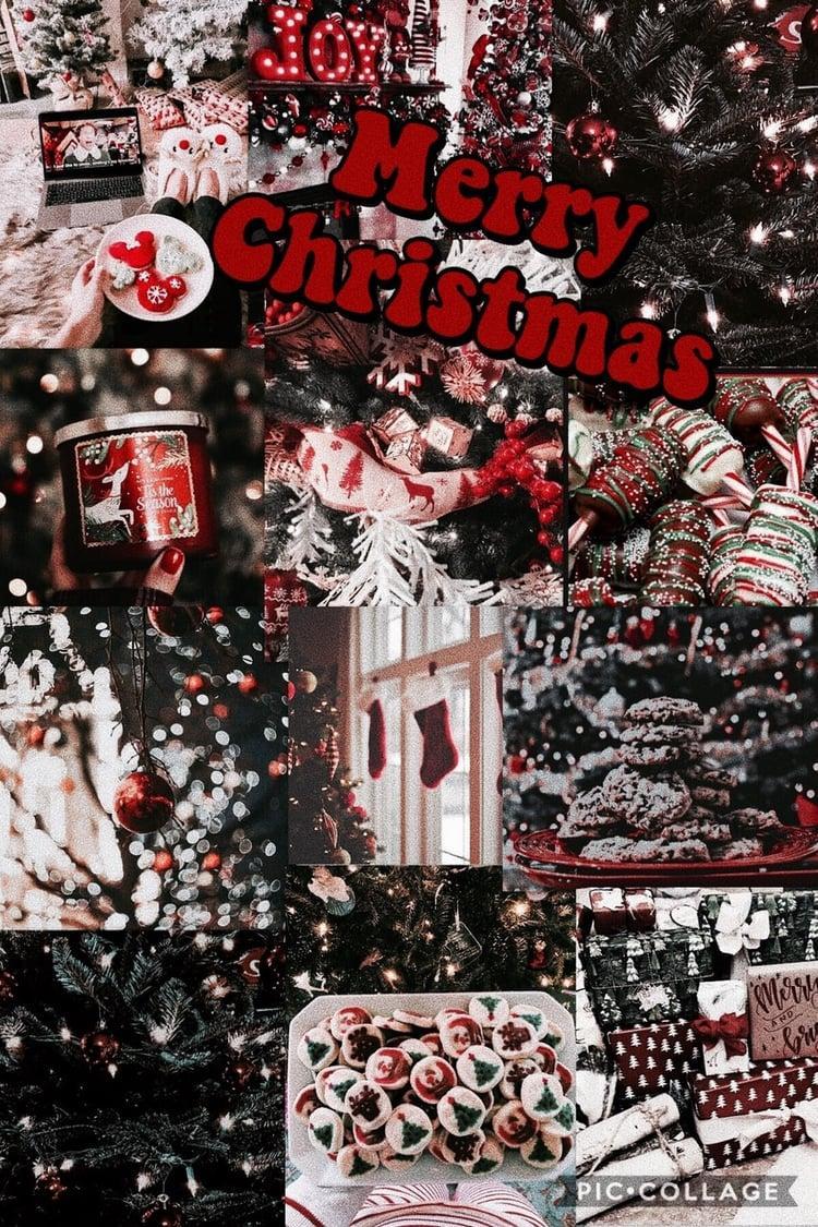 Aesthetic Christmas Wallpapers Computer