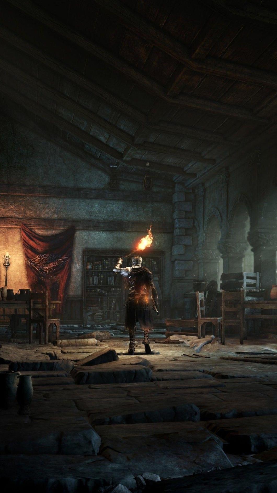 Dark Souls Bonfire Live Wallpaper Android Labzada