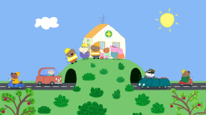 peppa pig becca bunch wallpapers nickelodeon wallpaperaccess backgrounds episodes include