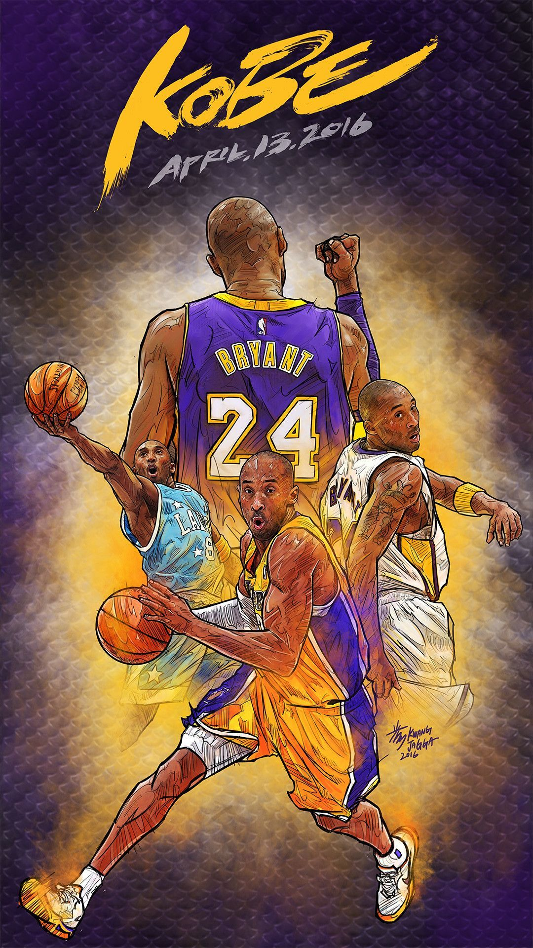 Animated Kobe Bryant Wallpaper : animated, bryant, wallpaper, Cartoon, Wallpapers, Backgrounds, WallpaperAccess