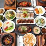 Korean Food Wallpapers Top Free Korean Food Backgrounds Wallpaperaccess
